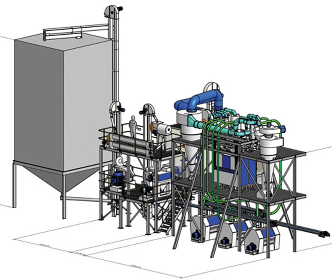 Hartfiel Automation provides Grain Milling solutions for industrial specialty machines