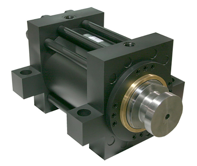 Hartfiel Automation provides Hydraulic Actuators for medium and heavy duty oil and gas industrial requirements