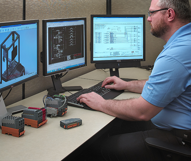 Hartfiel Automation provides engineering protoyping and development